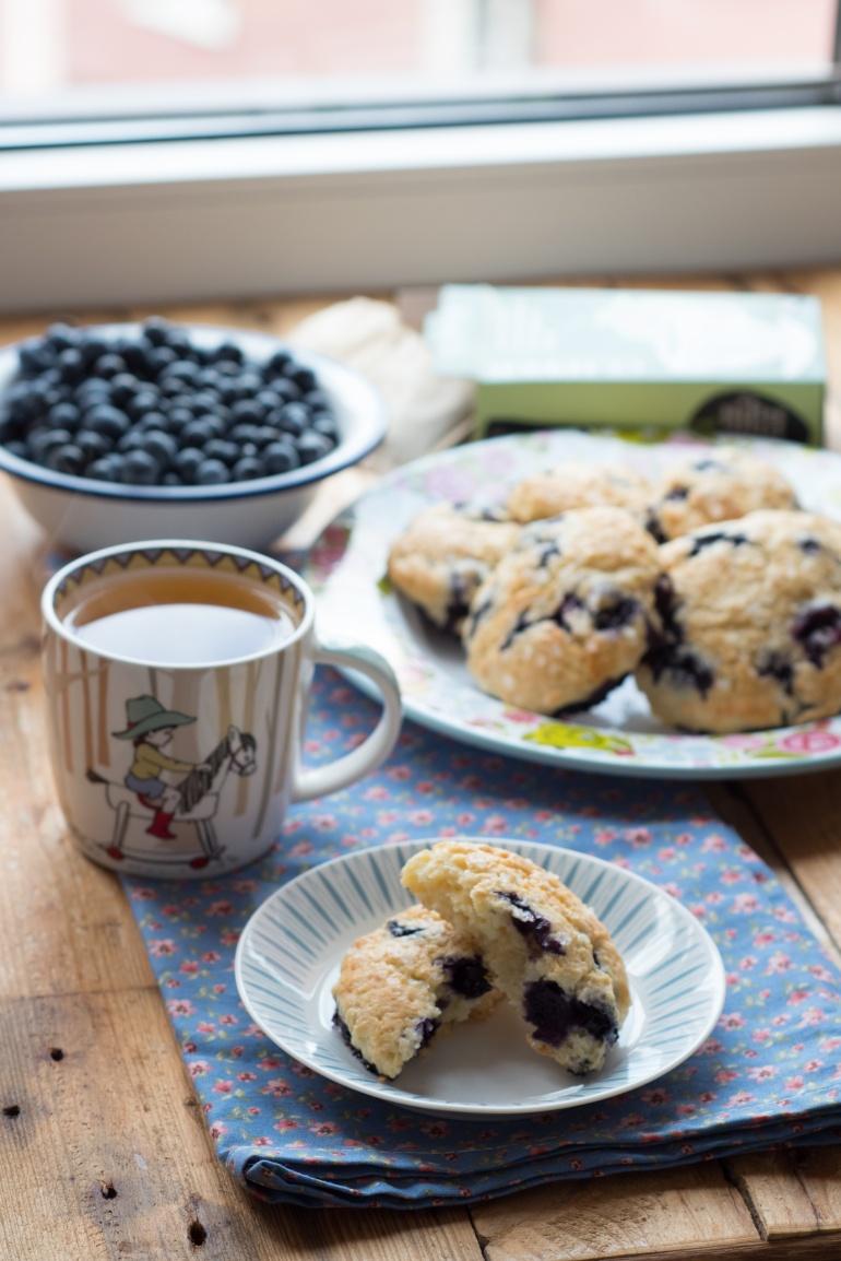 blueberry scones (4)