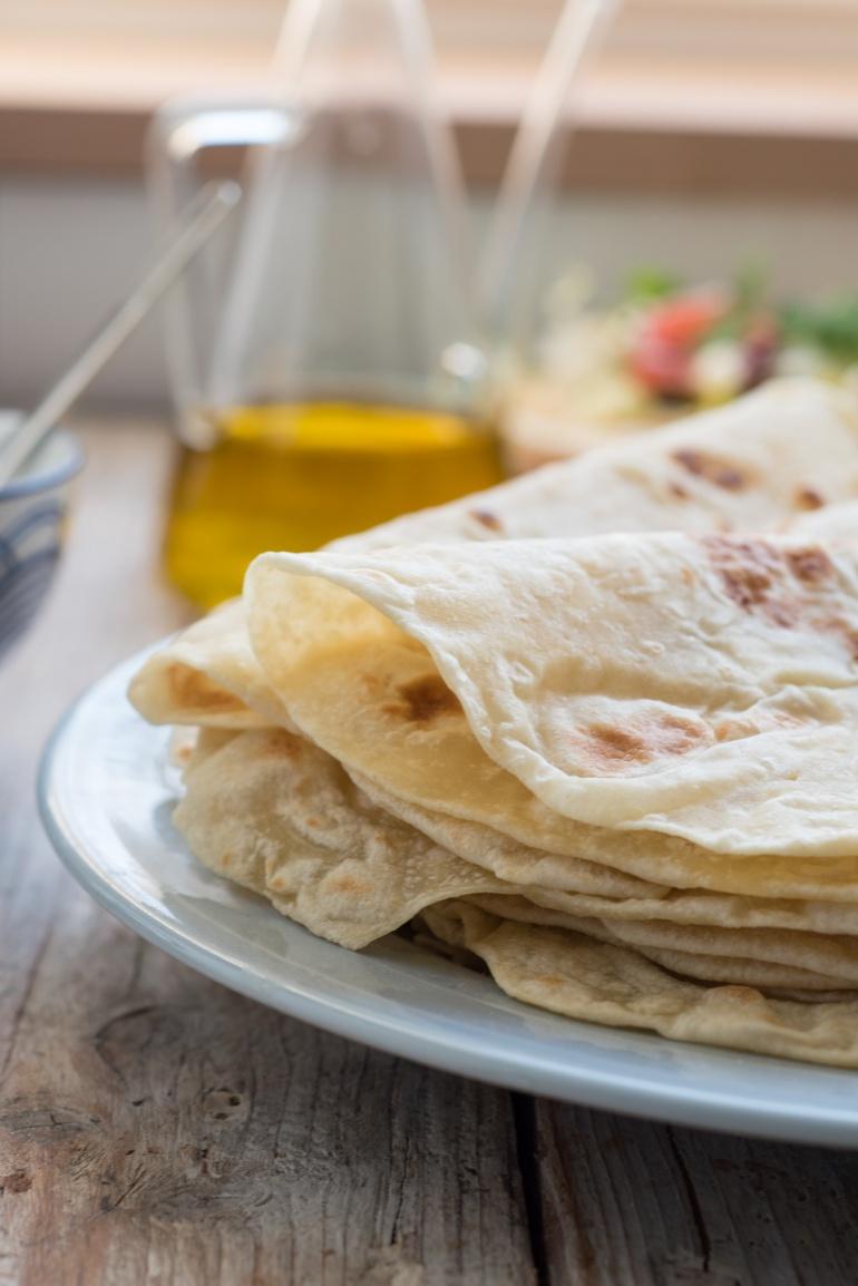chlebek arabski flat bread (7)