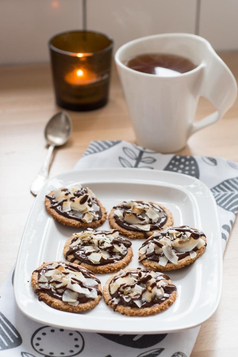 wegańskie ciasteczka kuchnia agaty (1)