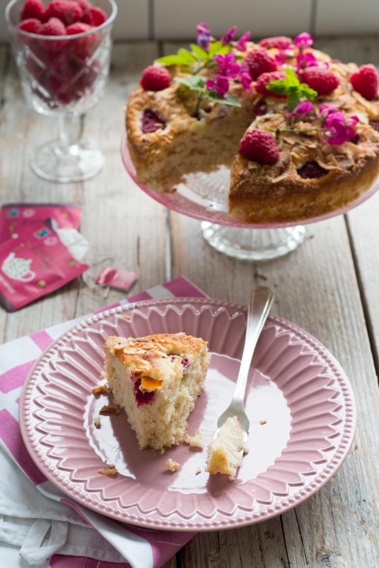 ciasto kokosowe z malinami bez tłuszczu kuchnia agaty (1)
