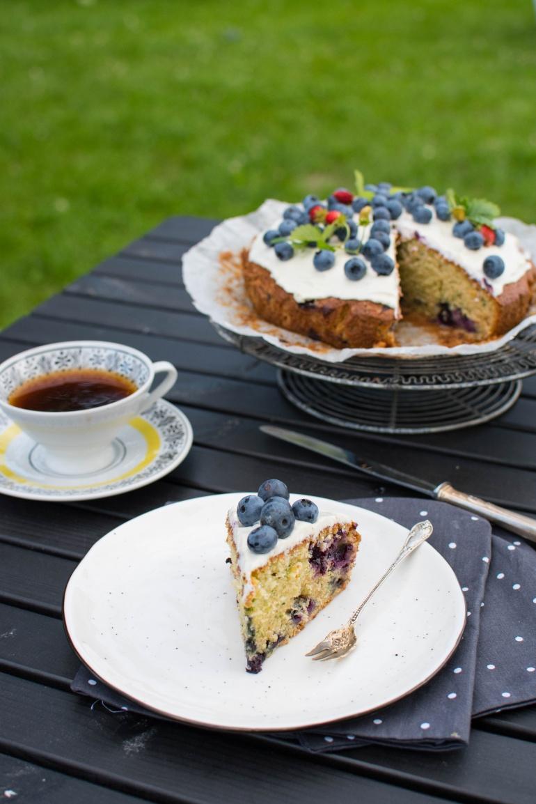 ciasto z cukinii z borówkami kuchnia agaty (3)