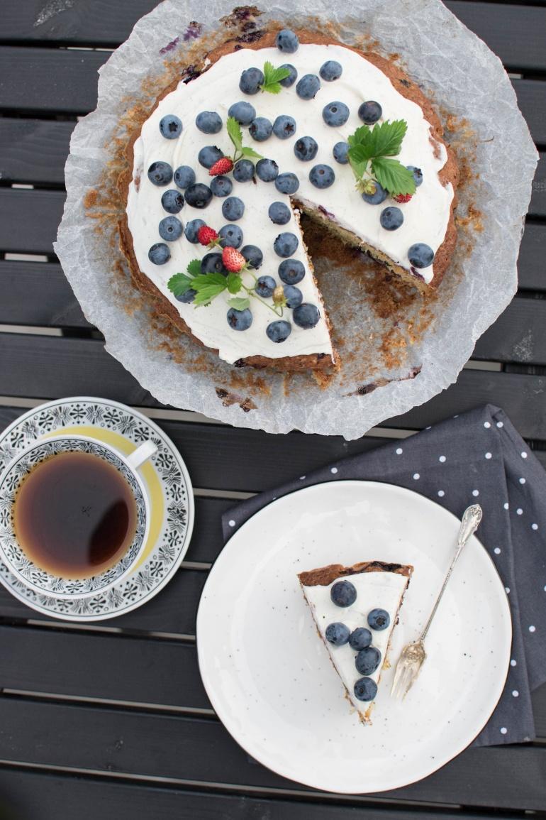 ciasto z cukinii z borówkami kuchnia agaty (4)
