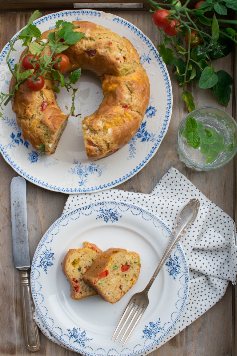 wytrawne ciasto z warzywami kuchnia agaty (5)
