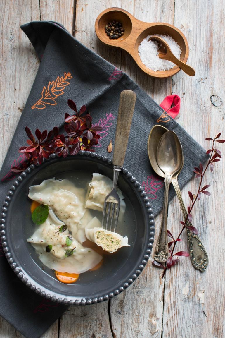 pierogi z pstragiem kuchnia agaty (2)