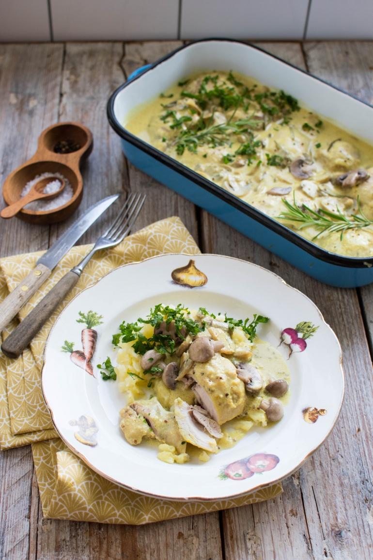 udka kurczaka w sosie miodowo-musztardowym kuchnia agaty (1)