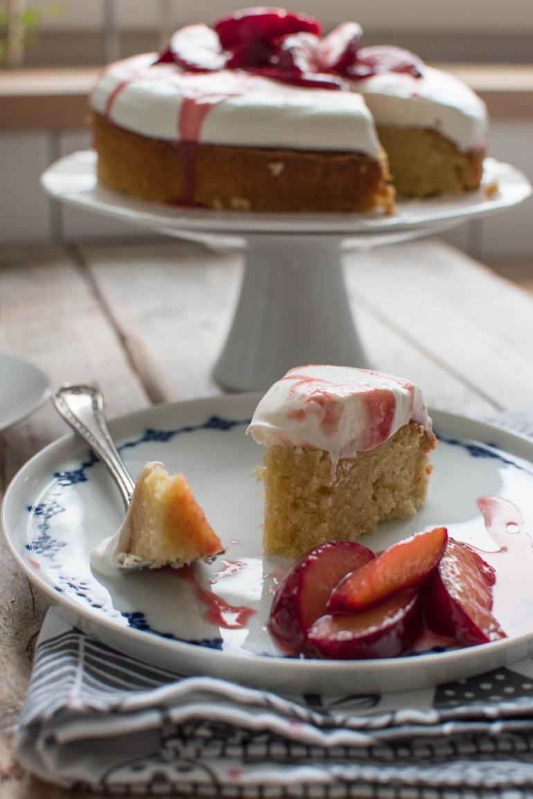 łatwy tort z owocami kuchnia agaty (3)