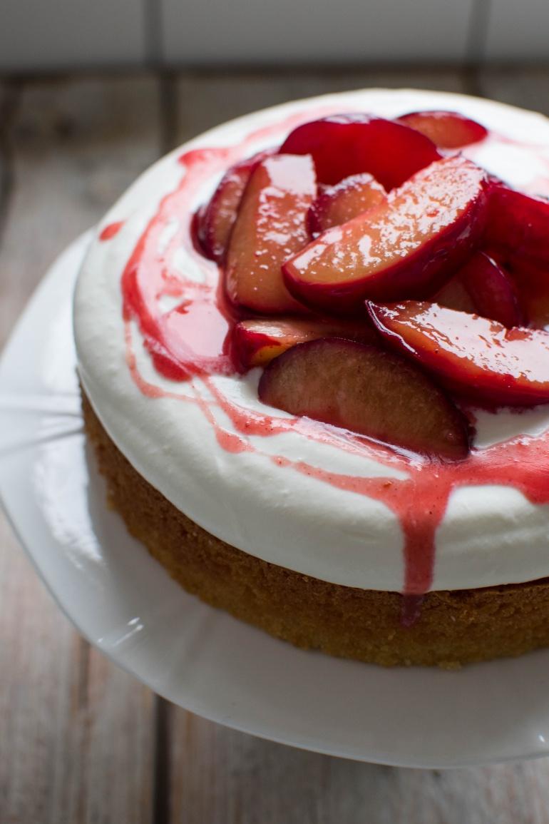 łatwy tort z owocami kuchnia agaty (4)