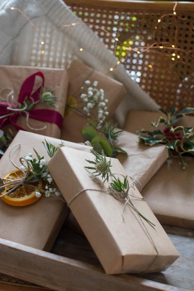 naturalnie zakaowane prezenty świąteczne